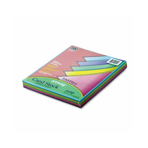 Pacon Corporation Array Card Stock, 100 Sheets/Pack