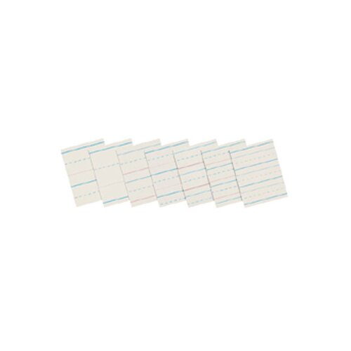 Pacon Corporation Broken Midline Paper 5/8x5/16 Long