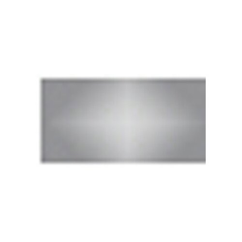 Metallic Bordette in Silver