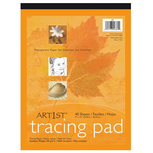 Pacon Corporation 40 Count Tracing Pad