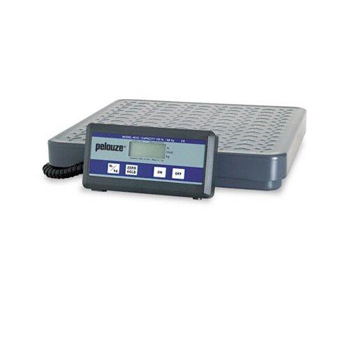 Pelouze Manufacturing Company S100 Portable Digital USB Shipping Scale