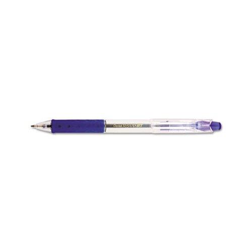 Pentel of America, Ltd. R.S.V.P. Rt Ballpoint Retractable Pen, 12/Pack