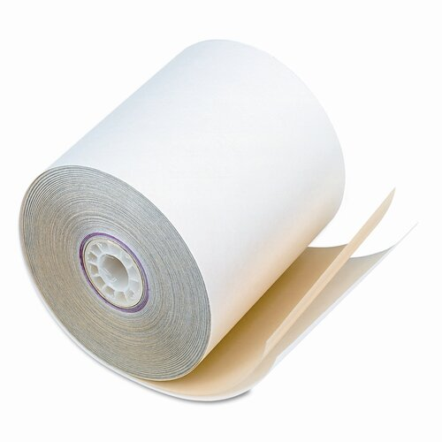 2-Ply Cash Register/POS Receipt Rolls, 3