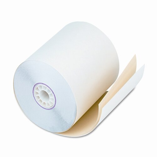Two-Ply Receipt Roll, 50/Carton