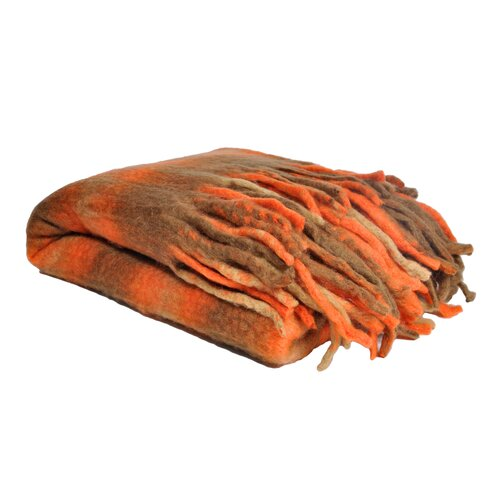 Tadpoles Mohair Blend Throw Blanket