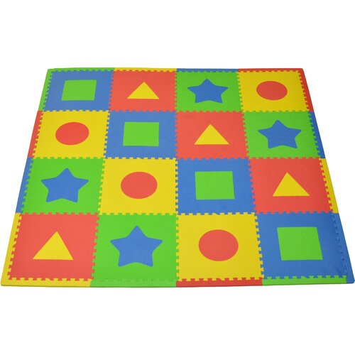 Tadpoles Tadpoles First Shapes Playmat Set