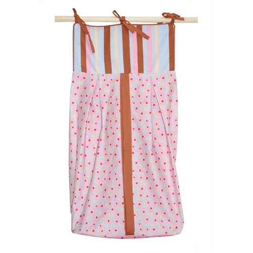 Tadpoles Field of Flowers Diaper Stacker