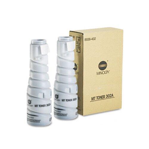Konica Minolta 8936402 Toner Cartridge, 2 Cartridges, Black
