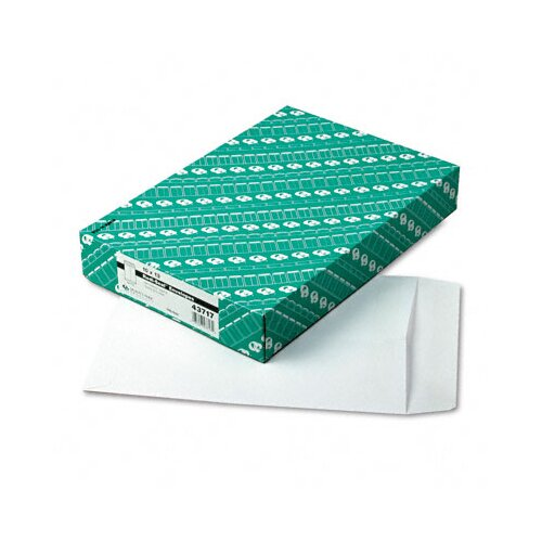 Quality Park Products Redi-Seal Catalog Envelope, 100/Box