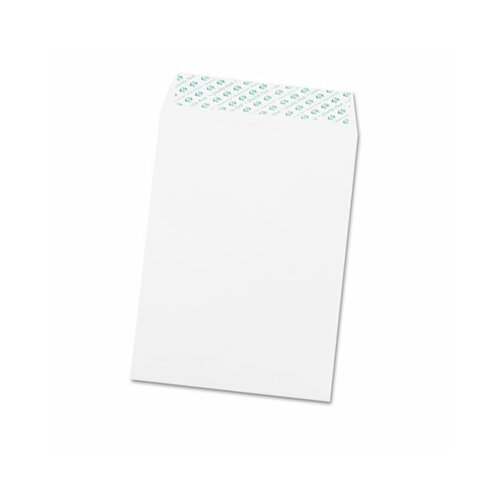 Quality Park Products Redi Strip Catalog Envelope, 9 x 12, White, 100/box