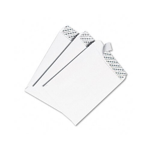 Quality Park Products Redi Strip Catalog Envelope, 9 1/2 x 12 1/2, White, 100/box