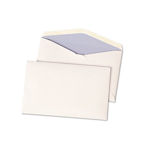 Quality Park Products Expandable Security Envelope, Traditional, One-inch, #10, White, 500/box