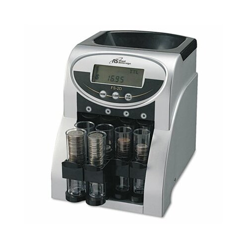Royal Sovereign Int'l Inc Fast Sort Fs-2D Digital Coin Sorter