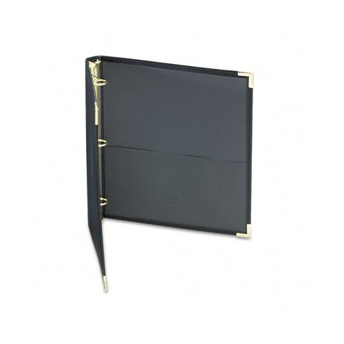 Classic Collection Ring Binder Portfolio, 8-1/2 x 11, 1in Capacity