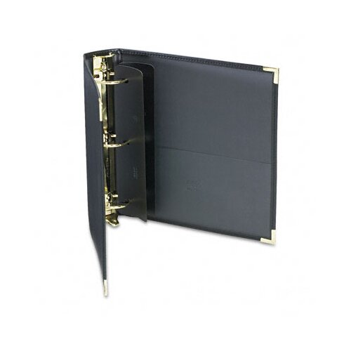 Classic Collection Ring Binder Portfolio, 8-1/2 x 11, 2in Capacity