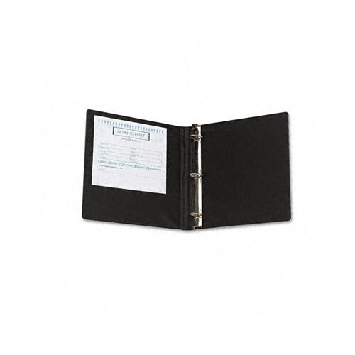 "Samsill Corporation Top Performance Dxl Locking Binder with Label Holder, 1"" Capacity"