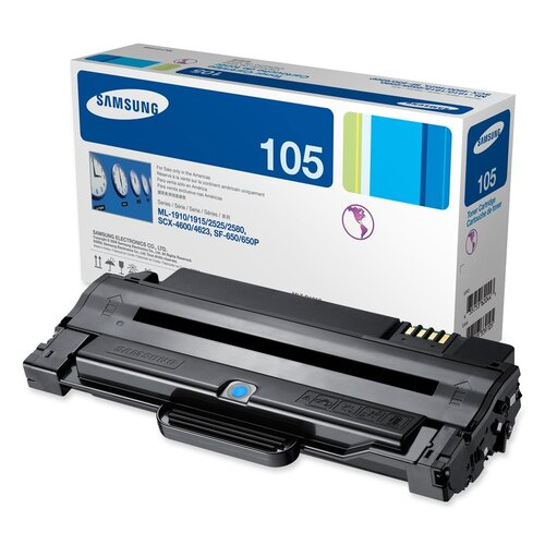 Samsung High-Yield Toner, 4,000 Page-Yield