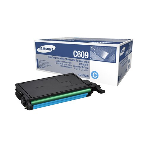 Samsung CLTC609S High-Yield Toner, 7,000 Page Yield