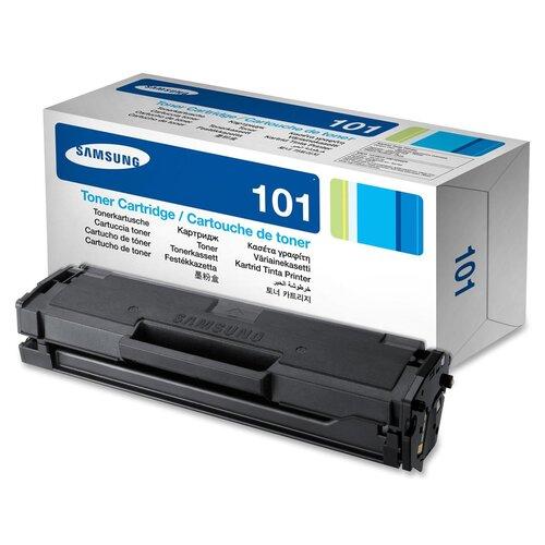 Samsung MLT-D101S Toner Cartridge, 1500 Page Yield, Black