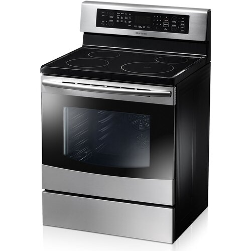 Samsung 5.9 cu. Ft. Induction Free-Standing Range