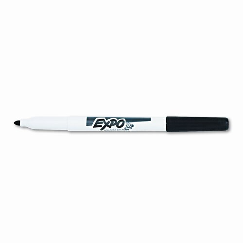 Sanford Ink Corporation Expo Low Odor Dry Erase Marker, 12/Pack
