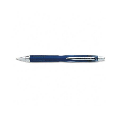 Sanford Ink Corporation Jetstream RT Retractable Roller Ball Pen, Blue Barrel, Black Ink, Fine, 0.70 mm