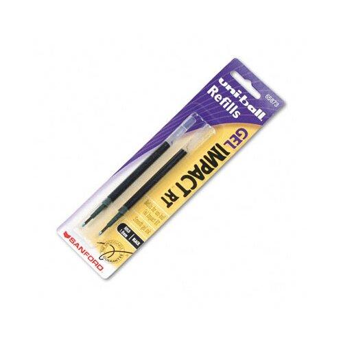 Sanford Ink Corporation Uni-Ball Refill For Uni-Ball Gel Impact Rt Roller Ball Pens, 2/Pack