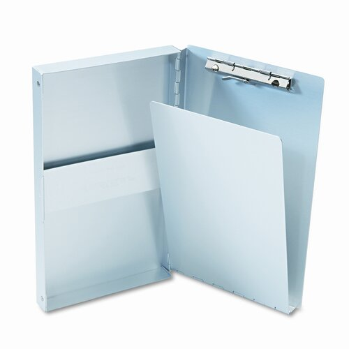 "Saunders Manufacturing Snapak Aluminum Forms Folder, 3/8"" Capacity"
