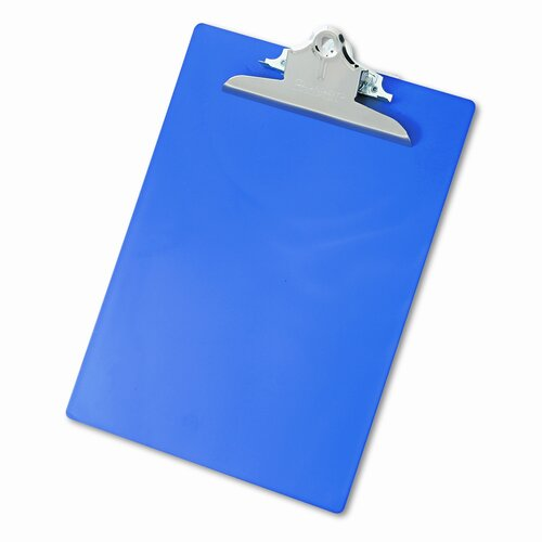 Saunders Manufacturing Plastic Antimicrobial Clipboard