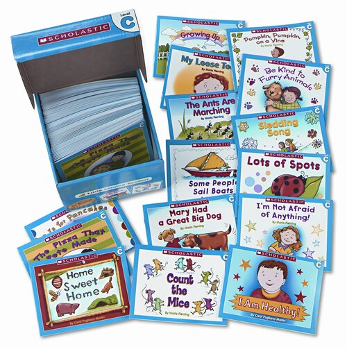 Scholastic Little Leveled Readers Mini Teaching Guide