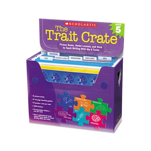 Scholastic Trait Crate, Grade 5