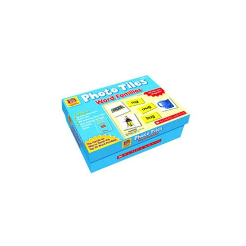 Scholastic Little Red Tool Box Photo Tiles