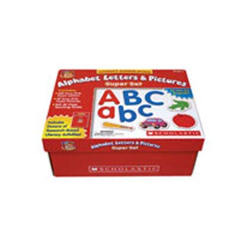 Scholastic Little Red Tool Box Alphabet