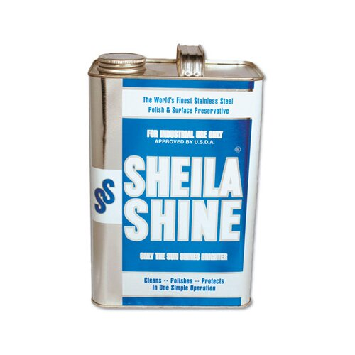 Sheila Shine 1 Gallon Cleaner and Polish