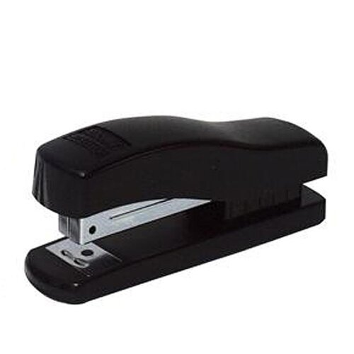 "Stanley Bostitch Half Strip Stapler, Rounded Base, 7-1/2""x1-3/4""x6-1/2"", Black"