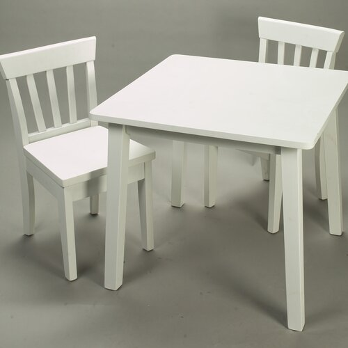 Kids' 3 Piece Table and Chair Set