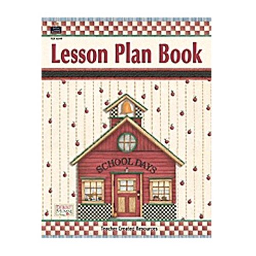 Teacher Created Resources Dm Lesson Plan Book
