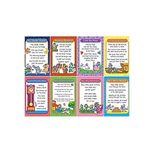 Teacher Created Resources Bb Set Nursery Rhymes Set 1