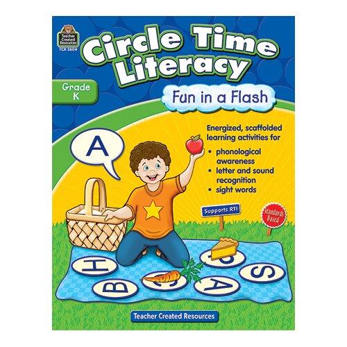 Teacher Created Resources Circle Time Literacy Fun In A Flash