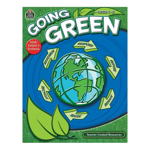 Teacher Created Resources Going Green Gr 1-2
