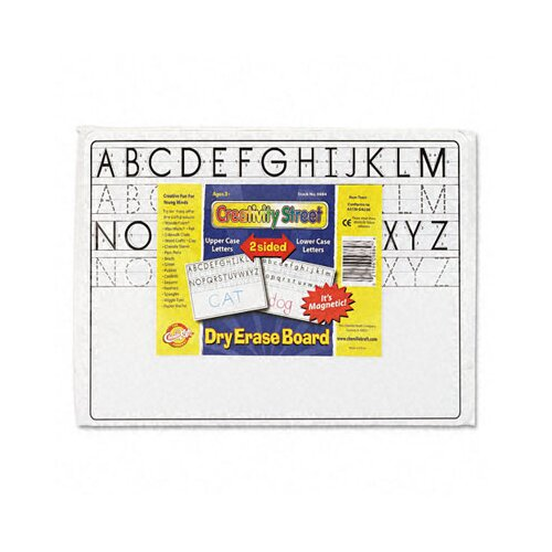 The Chenille Kraft Company Magnetic Dry Erase Board, 10/Set