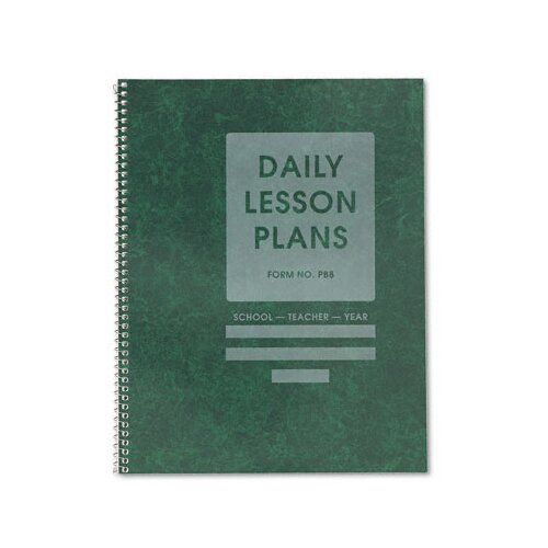 THE RIEGLE PRESS, INC.                             Common Cents Class Lesson Plan Book, 8 Classes/Day, 8-1/2 x 11