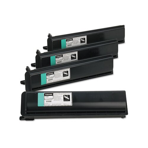Toshiba T2320 Toner, 22000 Page-Yield, 4/Pack