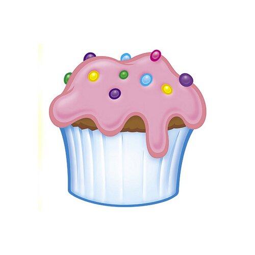 Trend Enterprises Classic Accents Party Cupcake 36/pk