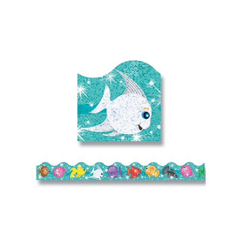 Trend Enterprises Trimmer Sparkle Fish