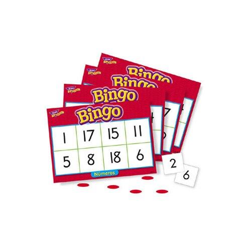 Trend Enterprises Bingo De Numeros Old T087