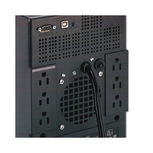 Tripp Lite Smart1500 Smartpro Tower 1500Va Ups 120V with Usb, Db9, 6 Outlet
