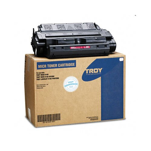 Troy® 0281023001 82X Compatible Micr Toner Secure, High-Yield, 25,000 Pageyield