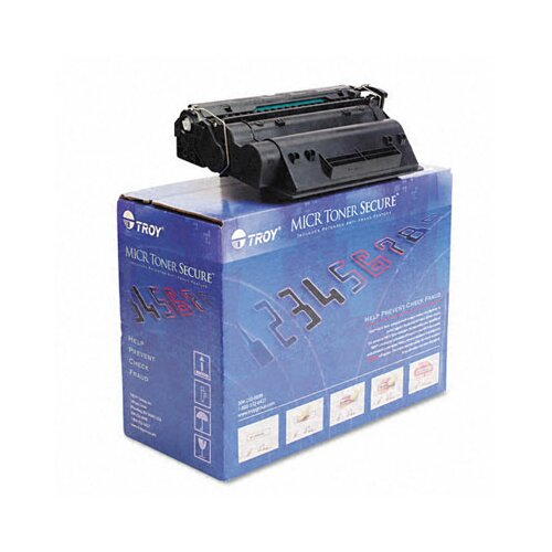 Troy® 0281200001 51A Compatible Micr Toner Secure, High-Yield, 13,000 Pageyield
