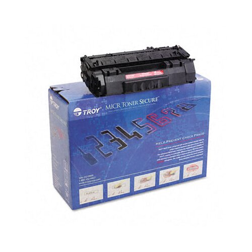 Troy® 0281212001 53X Compatible Micr Toner Secure, 3,000 Page-Yield